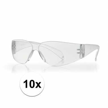 10x vuurwerkbril voor kinderen