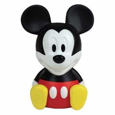 3d mickey mouse disney nachtlampje 13 cm