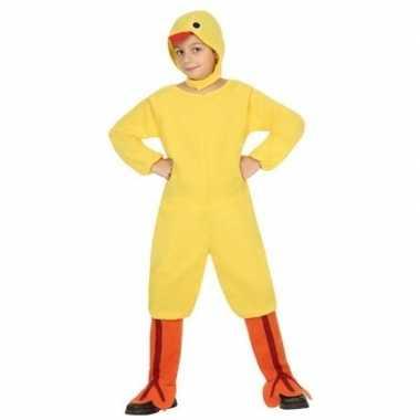 Dierenpak kip/kuiken/haan verkleed kostuum voor kinderen