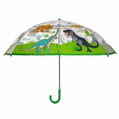 Dinosaurus paraplu voor kinderen 70 cm