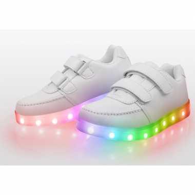 Kinderschoenen.Disco Led Kinderschoenen Maat 25 2kidsonly Nl