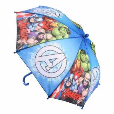 Disney kinder paraplu avengers 65 cm