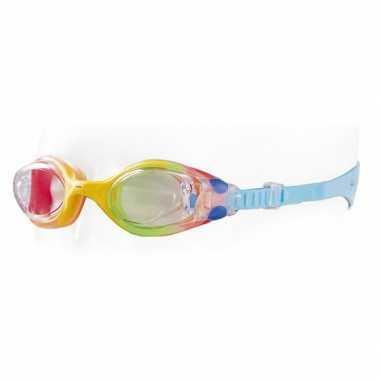 Gekleurde kinder zwembril 4 7 jaar