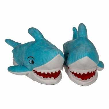 Haaien pantoffels voor kinderen