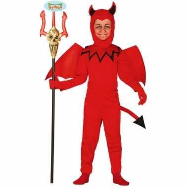 Halloween Kostuum Nl.Halloween Duivel Kostuum Voor Kinderen