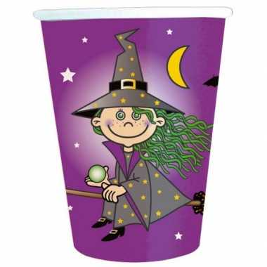 Halloween - heksen bekers