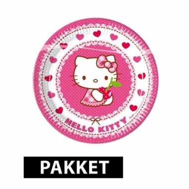 Hello kitty kinderfeest pakket