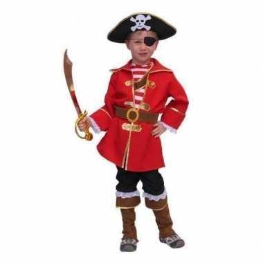 Kapitein piratenpak voor kinderen