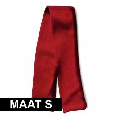 Kinder knuffels kleding rode sjaal maat s voor clothies knuffels