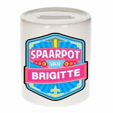 Kinder spaarpot voor brigitte