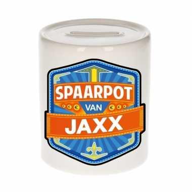 Kinder spaarpot voor jaxx