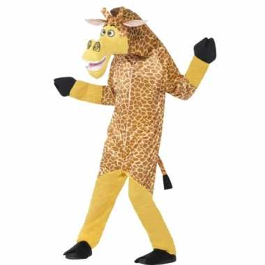 Madagascar giraffe kostuum voor kinderen