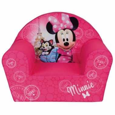 Minnie mouse kinderstoeltje