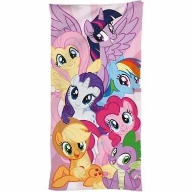 My little pony badlaken/strandlaken 70 x 140 cm
