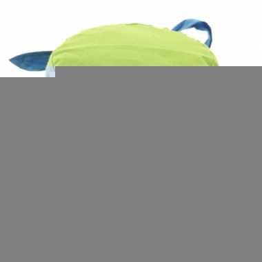 Ninja turtle hoedje van katoen voor kinderen