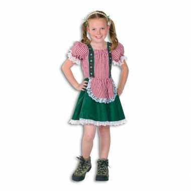 Oktoberfest - tiroler jurkje voor kinderen