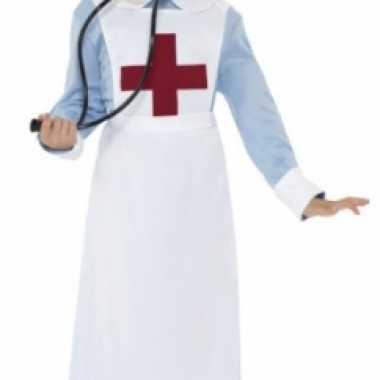 Ouderwets verpleegster kostuum voor meisjes