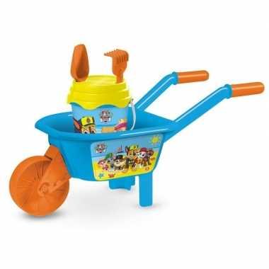 Paw patrol buitenspeelgoed setje voor kinderen 65 cm