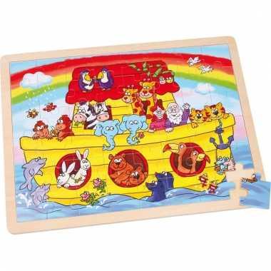 Puzzel ark van noach 40 x 30 cm