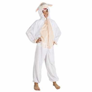 Schaap lammetje kostuum voor kinderen