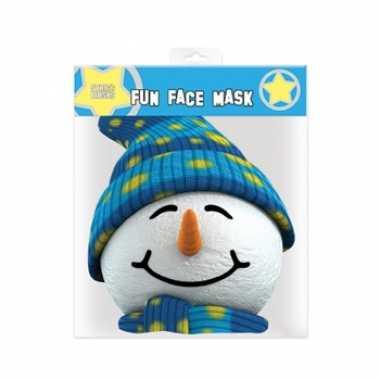 Sneeuwpop masker