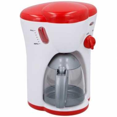 Speelgoed koffiezetapparaat voor kinderen