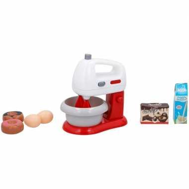 Speelgoed mixer met accessoires voor kinderen