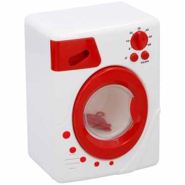 Speelgoed wasmachine met licht en geluid voor kinderen