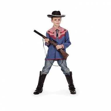 Toppers - cowboy blouse voor kinderen