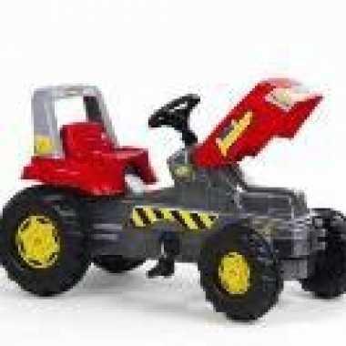 Tractor trapauto