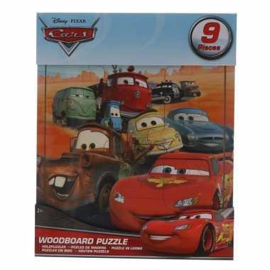 Uitdeel speelgoed cars puzzel