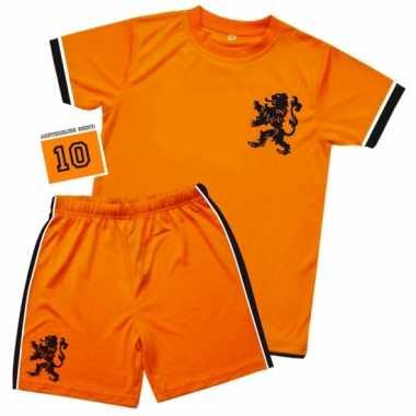Voetbal tenue voor kinderen