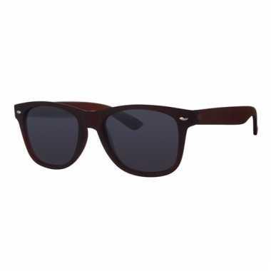 577f76ab512e83 Voordelige bruine kinder zonnebril