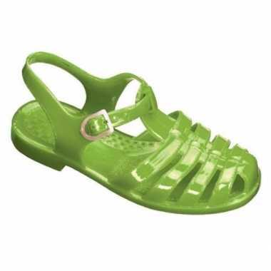 Waterschoenen voor kinderen groen maat 33/34
