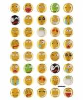 35x emotie stickers