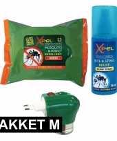 Anti insecten pakket medium