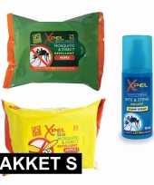 Anti muggen gezinspakket small