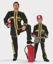 Brandweer kostuum voor kinderen
