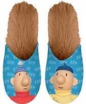 Buurman en buurman instap sloffen pantoffels voor kinderen