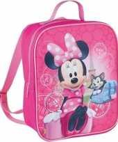 Disney minnie mouse rugzak rugtas 27 cm voor kinderen