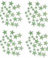 Glow in the dark sterren 96 stuks