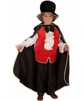 Halloween dracula kostuum voor kinderen 10061340