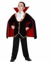 Halloween halloween vampier kostuum voor kinderen
