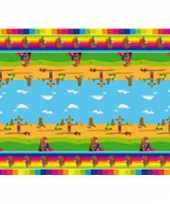 Indianen tafelkleed 130x180cm
