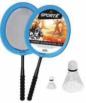 Jumbo badminton set voor kinderen