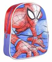 Marvel spiderman school rugtas rugzak voor peuters kleuters kinderen 10222141