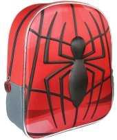 Marvel spiderman school rugtas rugzak voor peuters kleuters kinderen