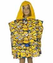 Minions badcape geel