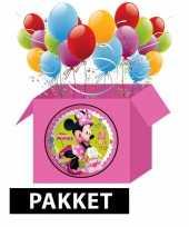Minnie mouse kinderfeest pakket 10088596