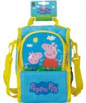 Peppa big kinder lunchtas